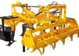 Collari EPR + ER Estirpatore + Sezione Posteriore a Rulli, Grubber + Rear Double roller section