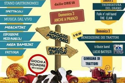 Collari Gaggio Montano 2017