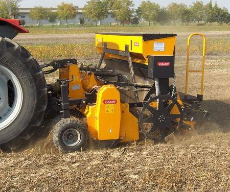 Collari ACPCombisem Seminatrice Direct Seeding