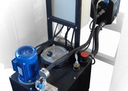 Collari SLF01 Sistema di Lubrificazione in Linea In-Line Lubricating System for Wire