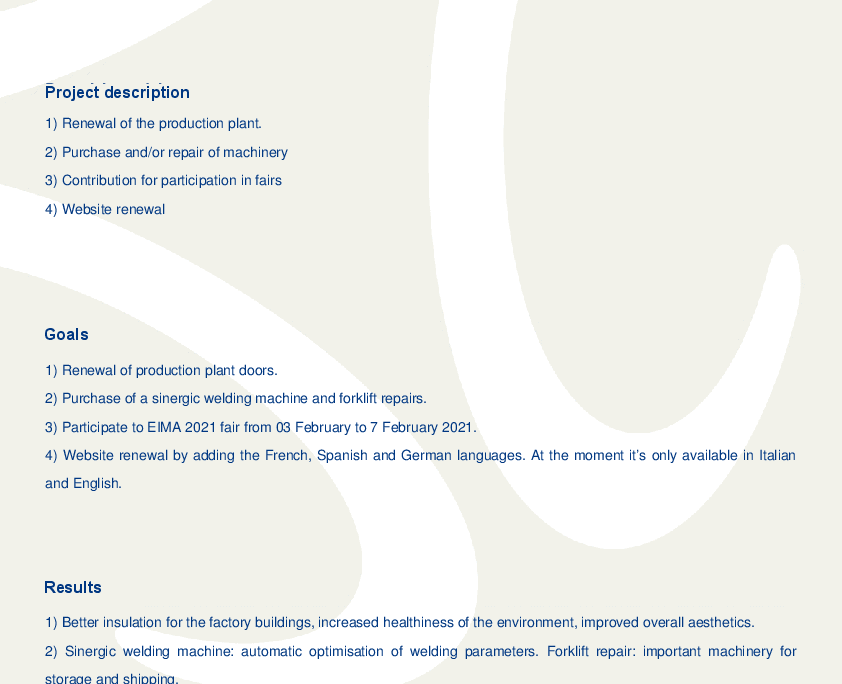 Notification DGR 1254/19